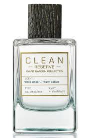 <b>Clean</b> Reserve Avant Garden <b>White Amber</b> & Warm Cotton Eau de ...