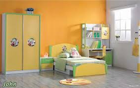 bedroom bedroom kids bedroom orange and yellow themed childrens bedroom design with beds for small rooms childrens bedroom furniture small spaces