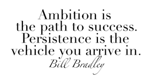 Ambition quotes - via Relatably.com