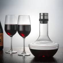 crystal <b>wine pourer decanter</b> glass