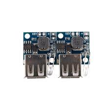 <b>2pcs</b> Mini DC <b>3V to 5V</b> 2A USB Output Step up Charging Module ...