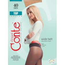 Отзывы о <b>Колготки</b> женские <b>Conte Top</b> 40 Den