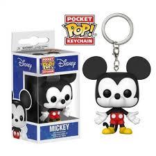 Funko Pocket Pop! Keychain: <b>Disney</b> - <b>Mickey Mouse</b> / <b>Брелок</b> ...