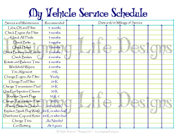Hyundai Maintenance Schedule Cars On Pinterest