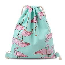 Hot Selling Fashion <b>Custom Logo</b> Promotional <b>Drawstring Backpack</b> ...