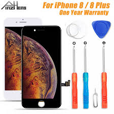 <b>2019 New PINZHENG AAAA</b> Quality Screen LCD For iPhone 8 Plus ...