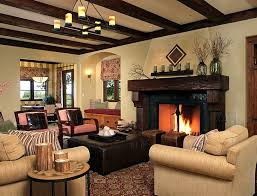 view in gallery fireplace is at the heart of this gorgeous rustic living room from cherie cordellos rustic living room furniture ideas