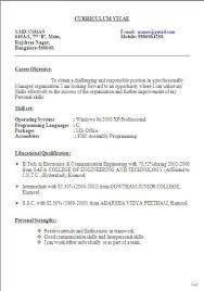 resume objective best resume and cv format on pinterest best resume objective statement free download resume objective statments