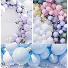 High Quantity <b>100pcs 10</b> Inch 2.2g <b>Latex</b> Balloons Birthday Wedding ...