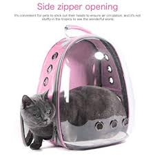 MOGOI Portable <b>Pet</b>/<b>Cat</b>/<b>Dog Backpack</b> Carrier Bubble, <b>New</b> Space ...