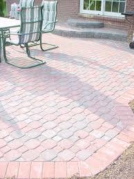 decoration pavers patio beauteous paver: unilock brick pavers uni decor style