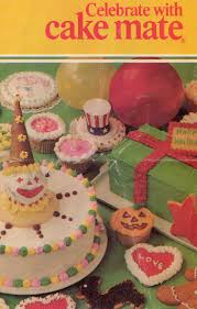 images about birthday cakes birthdays blow 1960s celebrate cake mate decorating booklet