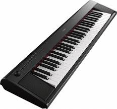 <b>Цифровое</b> пианино <b>YAMAHA NP</b>-<b>12</b> B
