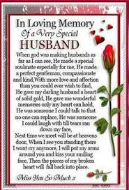 HAPPY BIRTHDAY IN HEAVEN HUSBAND | husband in heaven | quotes on ... via Relatably.com