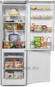 Двухкамерный <b>холодильник Позис RK FNF-170</b> серебристый ...