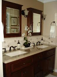bathroom vanity decorating ideas