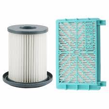 <b>2pcs</b> Vacuum Cleaner <b>Accessories</b> Cleaner Wind the <b>HEPA</b>+<b>Filter</b> ...