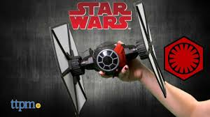 <b>Star Wars</b> Force Link First Order Tie <b>Fighter</b> from <b>Hasbro</b> - YouTube
