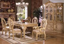 Fancy Dining Room Sets Retro Dining Room Furniture Set And Fancy Dining Room Design Also