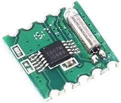 5pcs FM Stereo Radio Module RDA5807M Wireless ... - Amazon.com