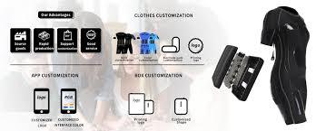 Customized <b>Ems</b> Fitness, <b>Ems</b> Machine Suppliers and ...