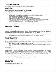 construction laborer resume sample template general general labour resume sample