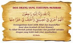 Image result for Doa Tolak Musibah Yang Datang Secara Tiba-Tiba