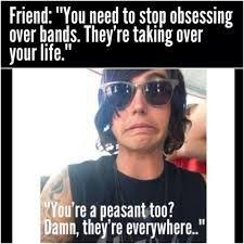sleeping with sirens. on Pinterest | Kellin Quinn, Hot Topic and ... via Relatably.com