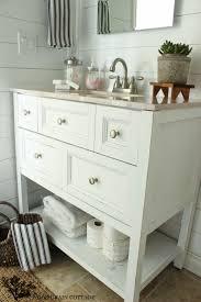 Bathroom White Vanities 17 Best Ideas About Painting Bathroom Vanities On Pinterest Diy