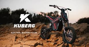 KUBERG Young Rider | <b>Electric Motorcycles for Kids</b> Age 3-12