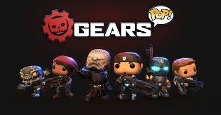 Gears of War is getting a Funko Pop-themed mobile spinoff - The ...