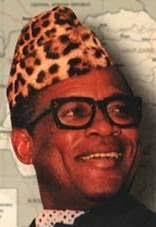 Жозеф-Дезире МОБУТУ (с 10.01.1972 - МОБУТУ СЕСЕ СЕКО КУКУ НГБЕНДУ ва за БАНГА (Joseph-Désiré MOBUTU) (MOBUTU SESE SEKO KUKU wa za BANGA) Мобуту Сесе Секо - mobut