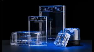 Debut Of <b>ORICO Transparent Series</b> in A Video - YouTube