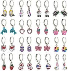 Enamel - Earrings / Women: Jewellery - Amazon.in