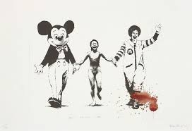 <b>Banksy</b>, Napalm (<b>Can't Beat the</b> Feeling), from In the Darkest Hour ...