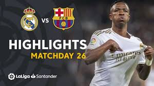 Highlights <b>Real Madrid</b> vs FC Barcelona (2-0) - YouTube