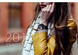 Sinobi Women <b>Watch Creative Wristwatch</b> Lady Clock Rotate Yellow ...