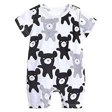 0-18Months,SO-buts Toddler <b>Baby Boys Summer</b> Animal Cartoon ...
