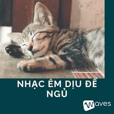 Nhạc Êm Dịu Để Ngủ - Giai điệu ấm áp giúp đi vào giấc ngủ - WAVES
