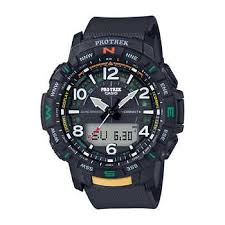 Casio Connected Protrek Outdoor <b>Men's Quartz Watch</b>