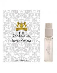 <b>Silver Ombre</b> Sample | Soft Oriental Scent Sample for Ladies