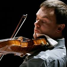 ... the BBC Symphony Orchestra, BBC Singers, and – for the Brahms concerto that was the concert's highlight – violinist Frank Peter Zimmermann. - 1097-6649-FPZ_3_photo_credit_Klaus_Rudolph