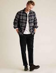 <b>Men's Casual Trousers</b> | M&S
