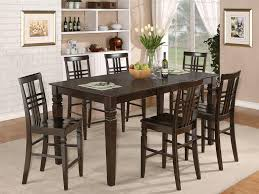 dining room pub style sets: furniture lovable pub style dining room table sets height co