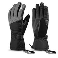 MCTi Ski Gloves, Winter Waterproof Snowboard ... - Amazon.com