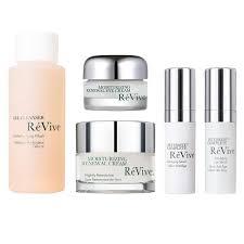 <b>Signature Collection</b>   Face & Skin Care   <b>RéVive</b> Skincare