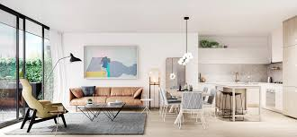 concept white living room furniture  lovely simple living room