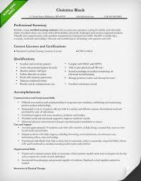 nursing resume sample  amp  writing guide   resume geniuscertified nursing assistant resume sample