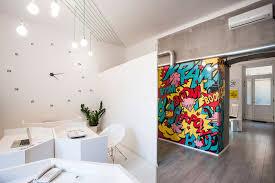 dekoratio branding design studio office by kissmiklos artwork for the office