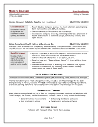 management resume package brightside resumes